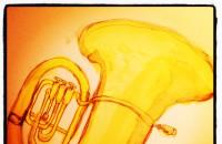 tuba-watercolor